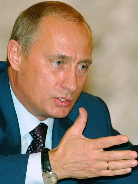 Владимир Путин и Patek Philippe